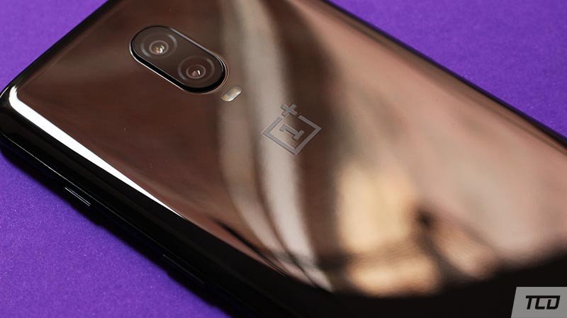 OnePlus 6T Design - Phone's Rear