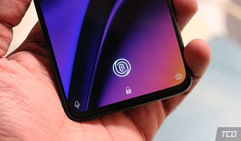 OnePlus 6T Screen Unlock - In-Display Fingerprint Scanner