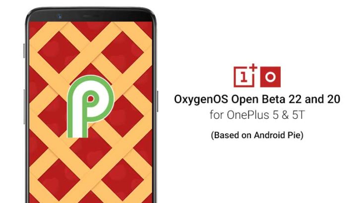 Download OxygenOS Open Beta 22/20 for OnePlus 5/5T