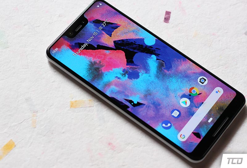 Google Pixel 3 XL Review - Display and Notch