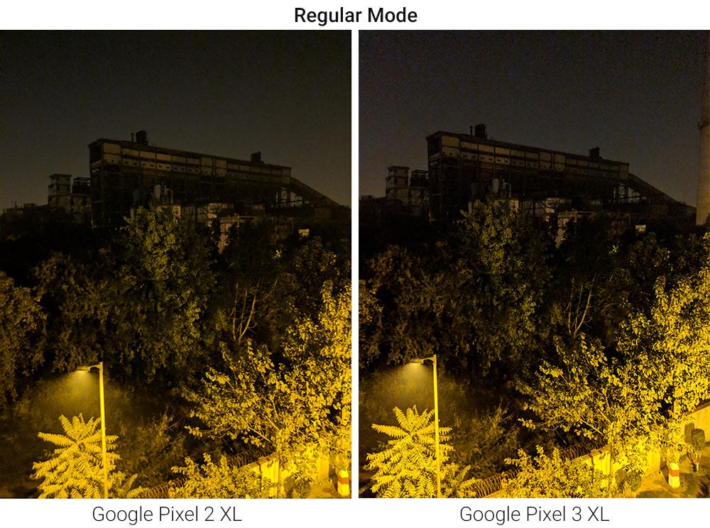 Google Pixel 2 XL vs Google Pixel 3 XL Camera Comparison - Normal Photo Mode