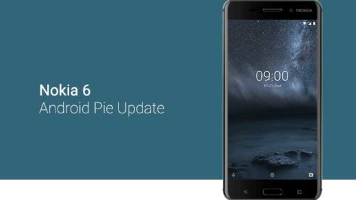 Nokia 6 (2017) Android Pie Update and list of regions