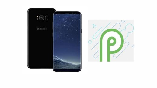 Galaxy S8 Stable Android Pie Update