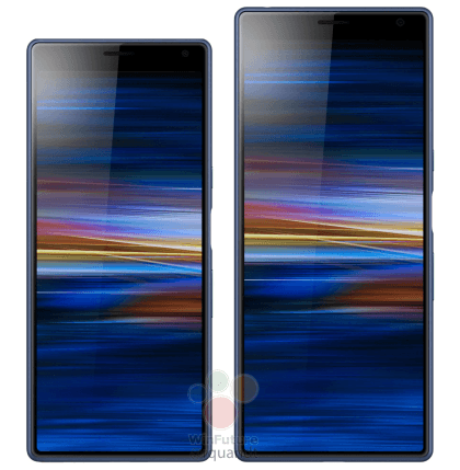 Xperia-10-series-front
