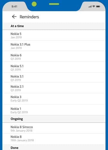 Android Pie Update for Nokia 2.1