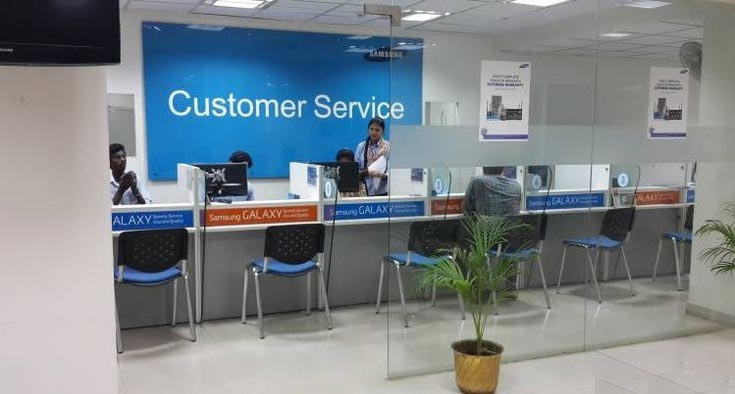 Authorized Samsung Service Center