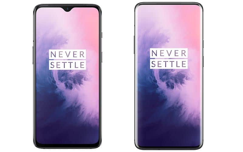 OnePlus 7 and OnePlus 7 Pro - Design & Display