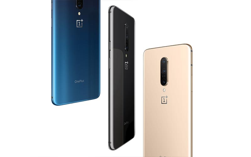 OnePlus 7 and OnePlus 7 Pro - Price and Color Variants