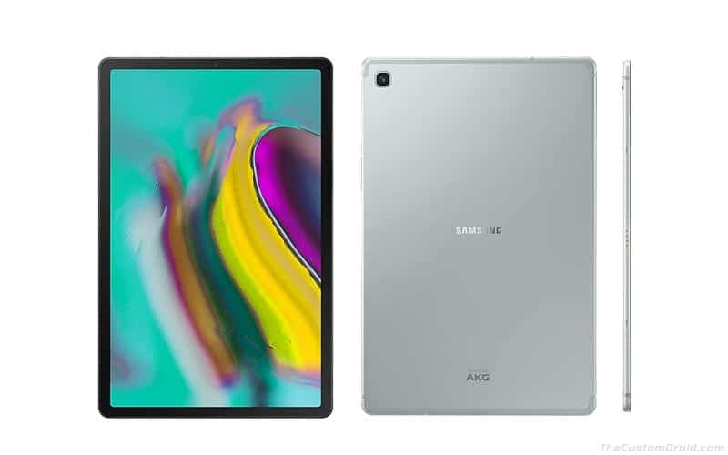 Samsung Galaxy Tab S5e offers an ultra-slim design with Super AMOLED display