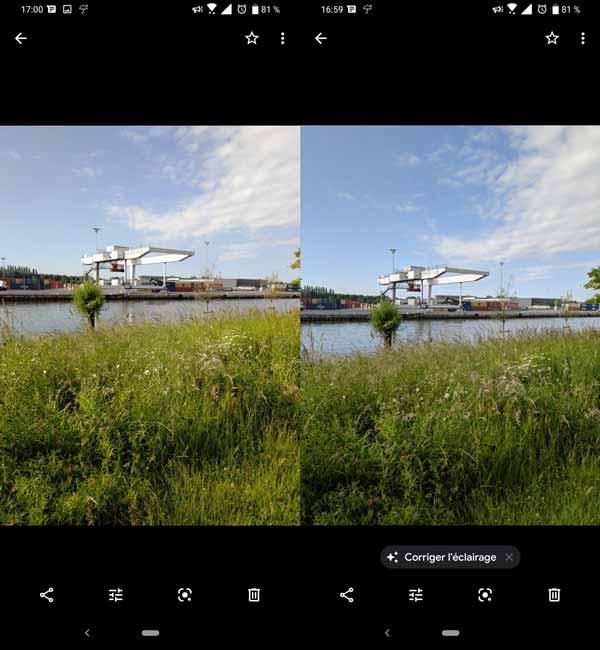 Asus Zenfone 6 (2019) Google Camera Port vs Stock Camera Comparison - 01