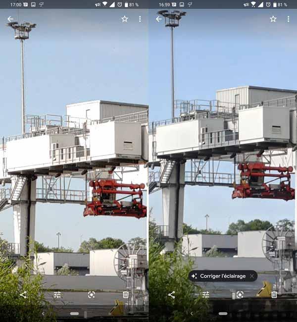 Asus Zenfone 6 (2019) Google Camera Port vs Stock Camera Comparison - 03