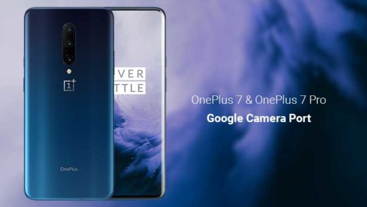 Download and Install Google Camera Port on OnePlus 7/OnePlus 7 Pro
