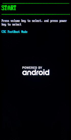 Install TWRP Recovery on Asus Zenfone 6 - Fastboot Mode