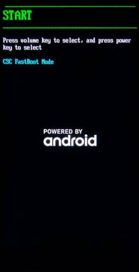 Root ASUS Zenfone 6 (ASUS 6z) - Enter Fastboot Mode