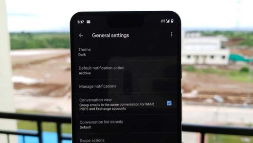 How to Enable Gmail Dark Theme on Android