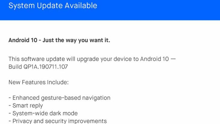 How to Manually Install Essential Phone Android 10 Update