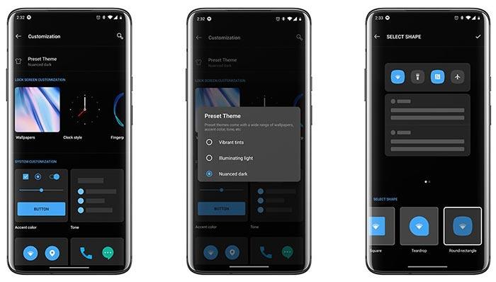 OnePlus 7/7 Pro OxygenOS 10 Feature - Customization Options