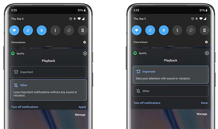 OnePlus 7/7 Pro OxygenOS 10 Feature - New Modes for Notification Alerts
