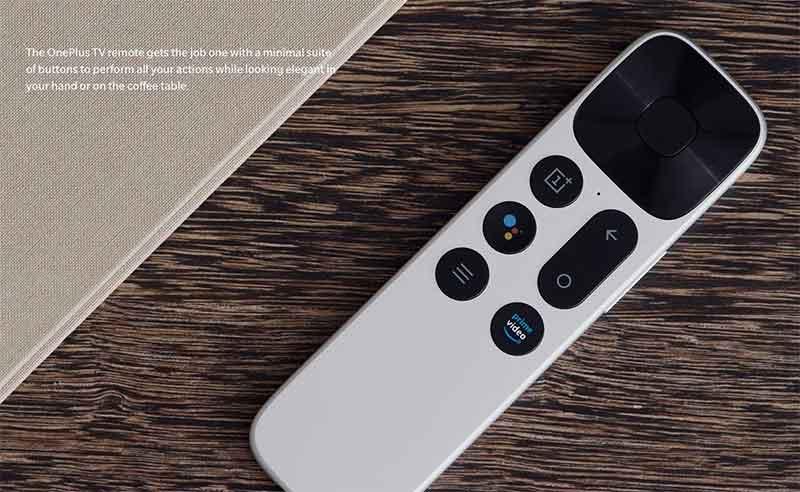 Пульт дистанционного управления OnePlus TV