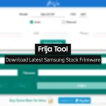 Download Frija Tool - Samsung Firmware Downloader