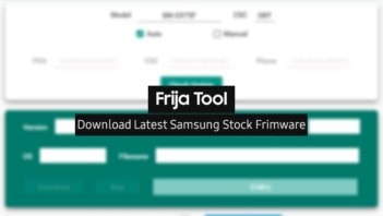 Download Frija Tool - Samsung Firmware Downloader