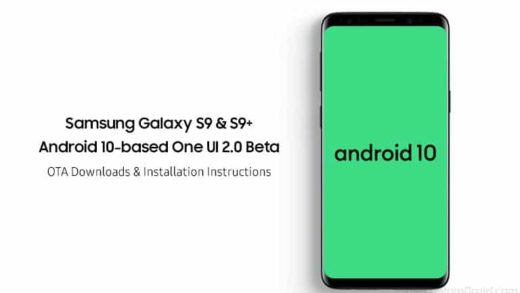 Download and Install One UI 2.0 Beta on Samsung Galaxy S9/S9+