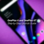 How to Unbrick OnePlus 6 and OnePlus 6T