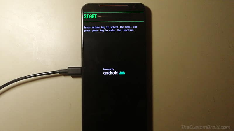 Boot ROG Phone 2 into Fastboot Mode and Connect it to PC