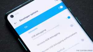 How to Enable Developer Options and USB Debugging on OnePlus 8 (Pro)