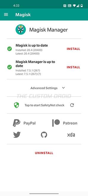 OnePlus 8/8 Pro successfully rooted with Magisk