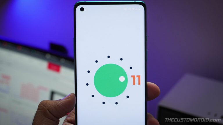 Download and Install OxygenOS 11 Open Beta on OnePlus 8/OnePlus 8 Pro