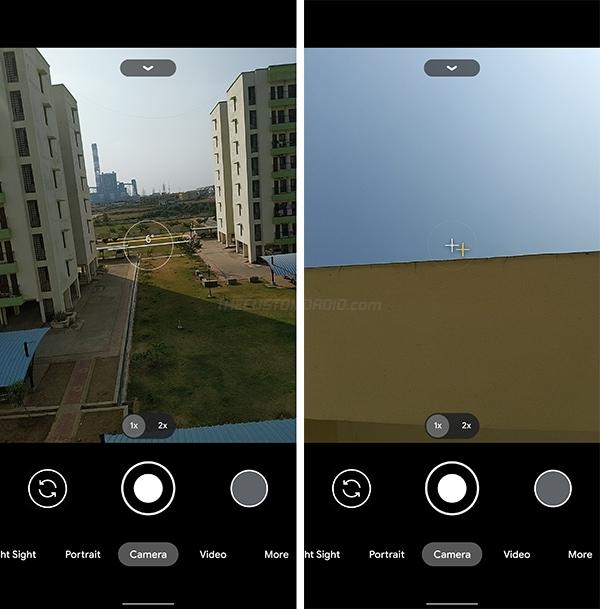 New Leveler in Google Camera 8.0