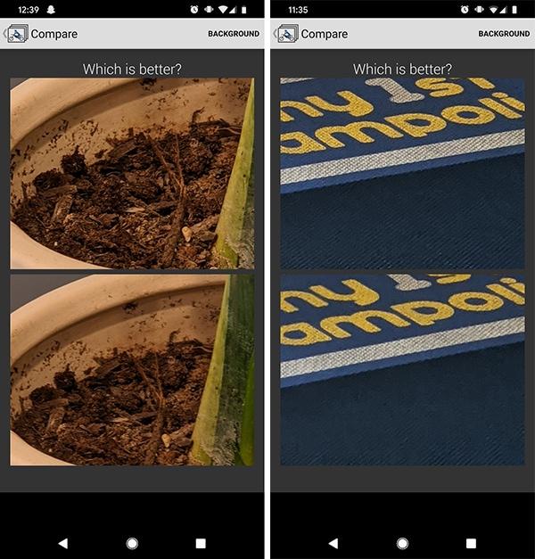 Improved Super Res Zoom in Google Camera 8.0