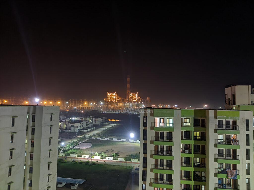 OnePlus 8 Google Camera - Night Sight Mode