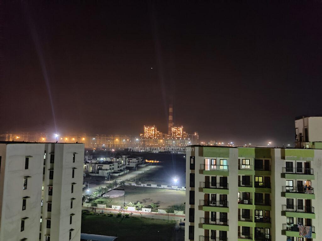 OnePlus 8 Stock Camera - Nightscape Mode