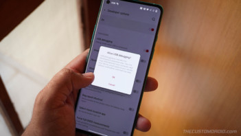 How to Enable Developer Options & USB Debugging on OnePlus 8T