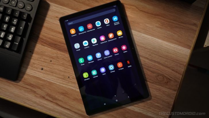 How to Remove Bloatware from Samsung Galaxy Tab A7 10.4 (2020) without Root