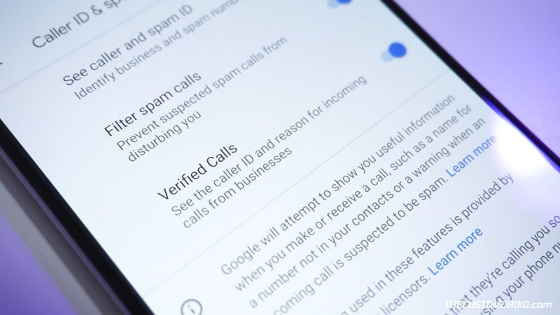 How to Enable Verified Calls Feature in Google Phone App on Android