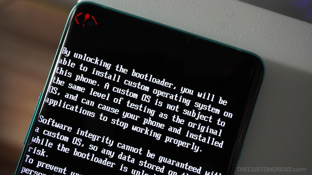 How to Unlock and Relock the Bootloader on OnePlus Nord
