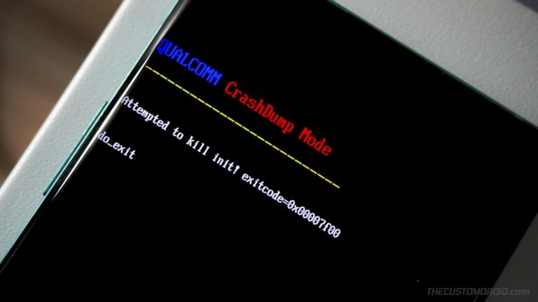 How to Unbrick OnePlus 8T using MSMDownload Tool