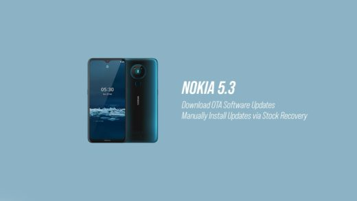 Download Nokia 5.3 OTA Software Updates and Installation Guide